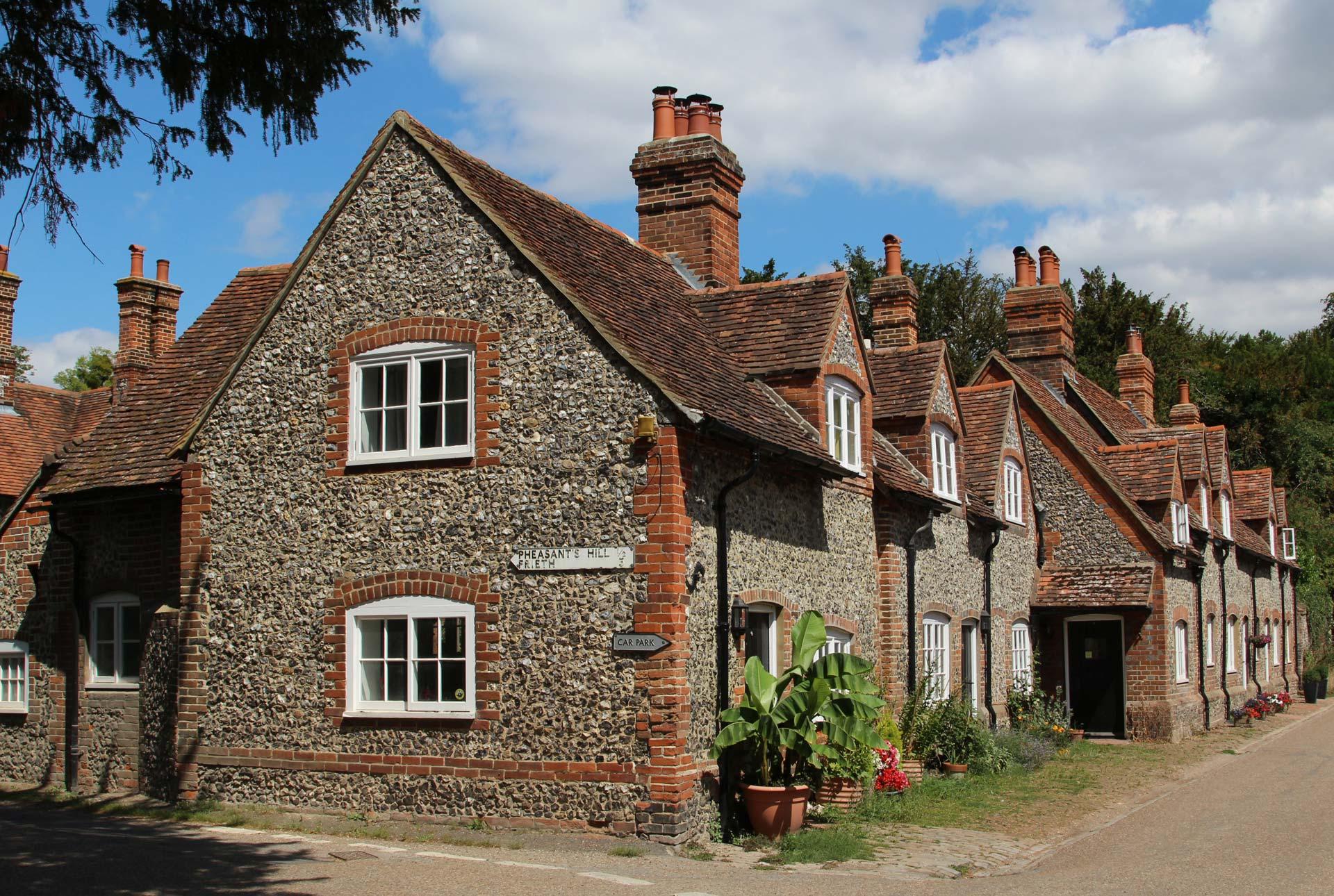 Hambleden Buckinghamshire Beautiful England Photos